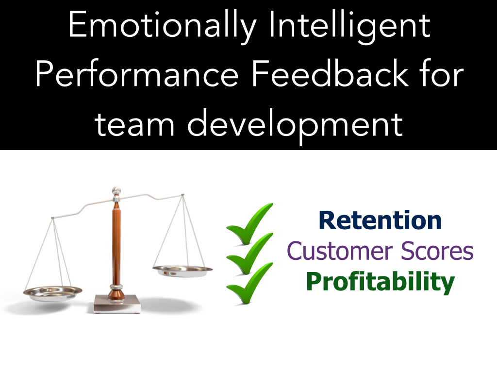 Performance Feedback for successful teams