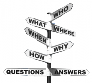 Question and answer tips in communication and presentation skills