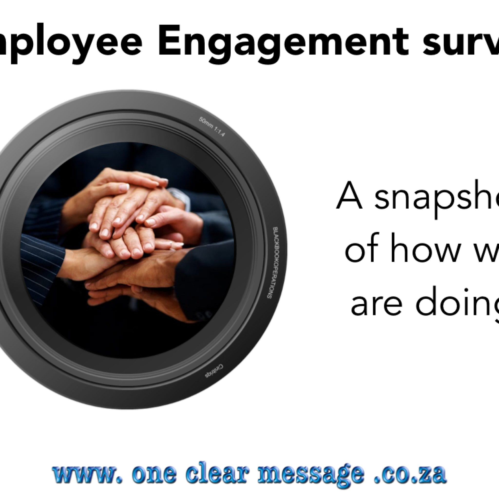 The Gallup Q12 Assessment for measuring Employee Engagement - a snapshot of where we are