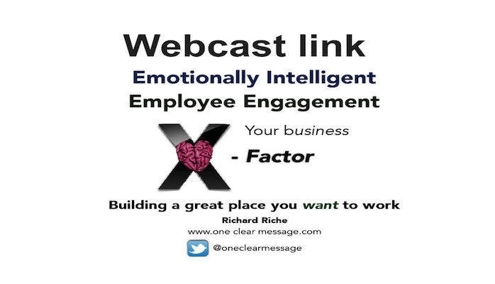 Employee Engagement Great place you Want to work
