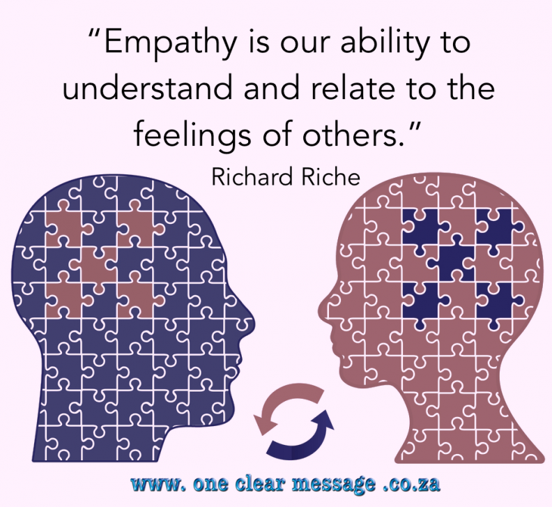empathy the ability to relate to others feelings