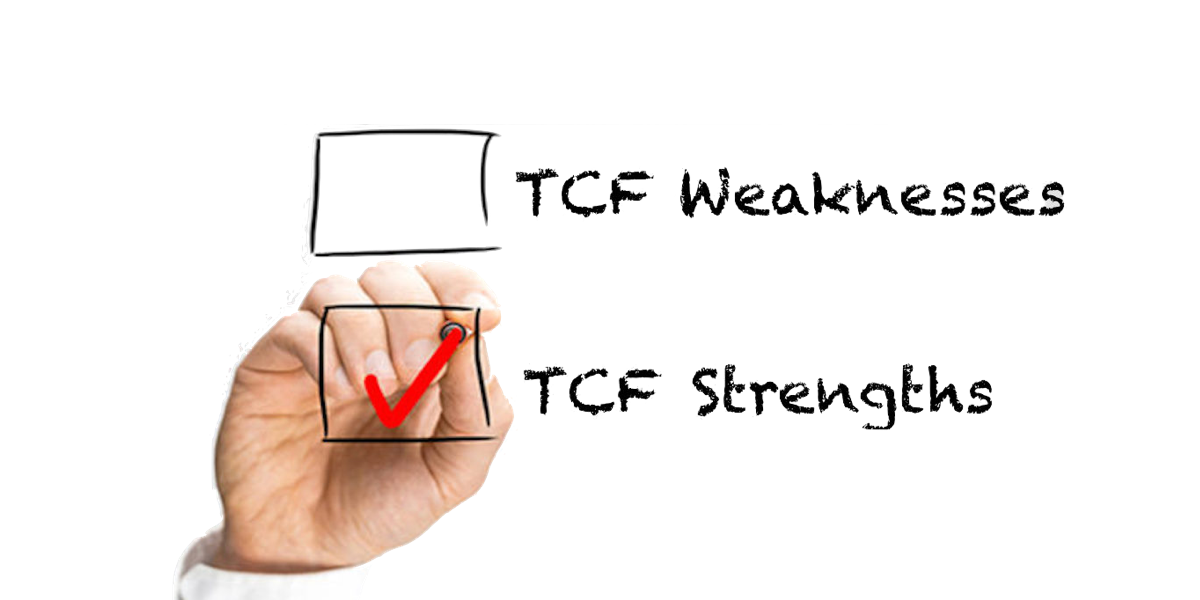 Developing TCF strengths and values through internal communication