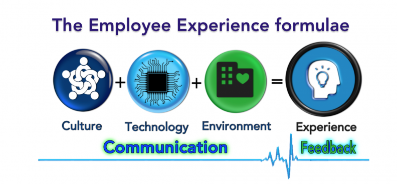employee experience formulae