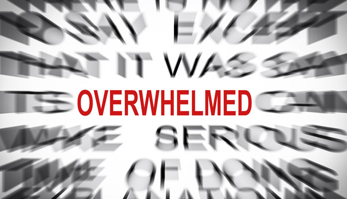 Choice overwhelm issue