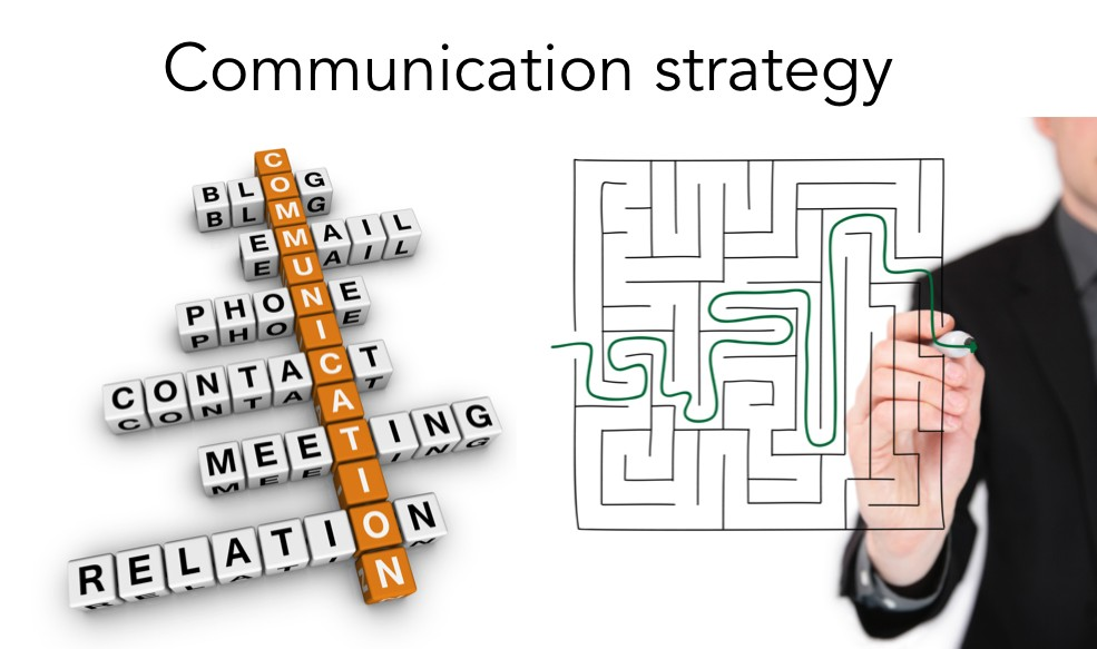 Writing a strategic communication plan