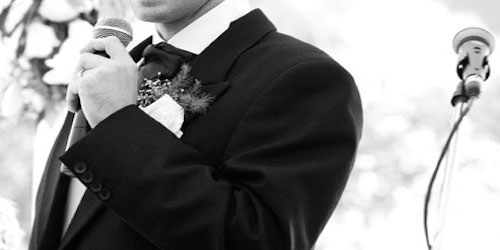 Tips For The Wedding Master Of Ceremonies Mc