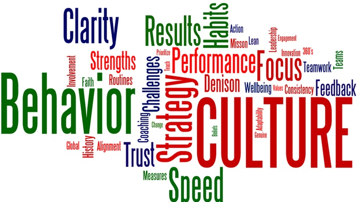 Core values are the keys to a positive business culture