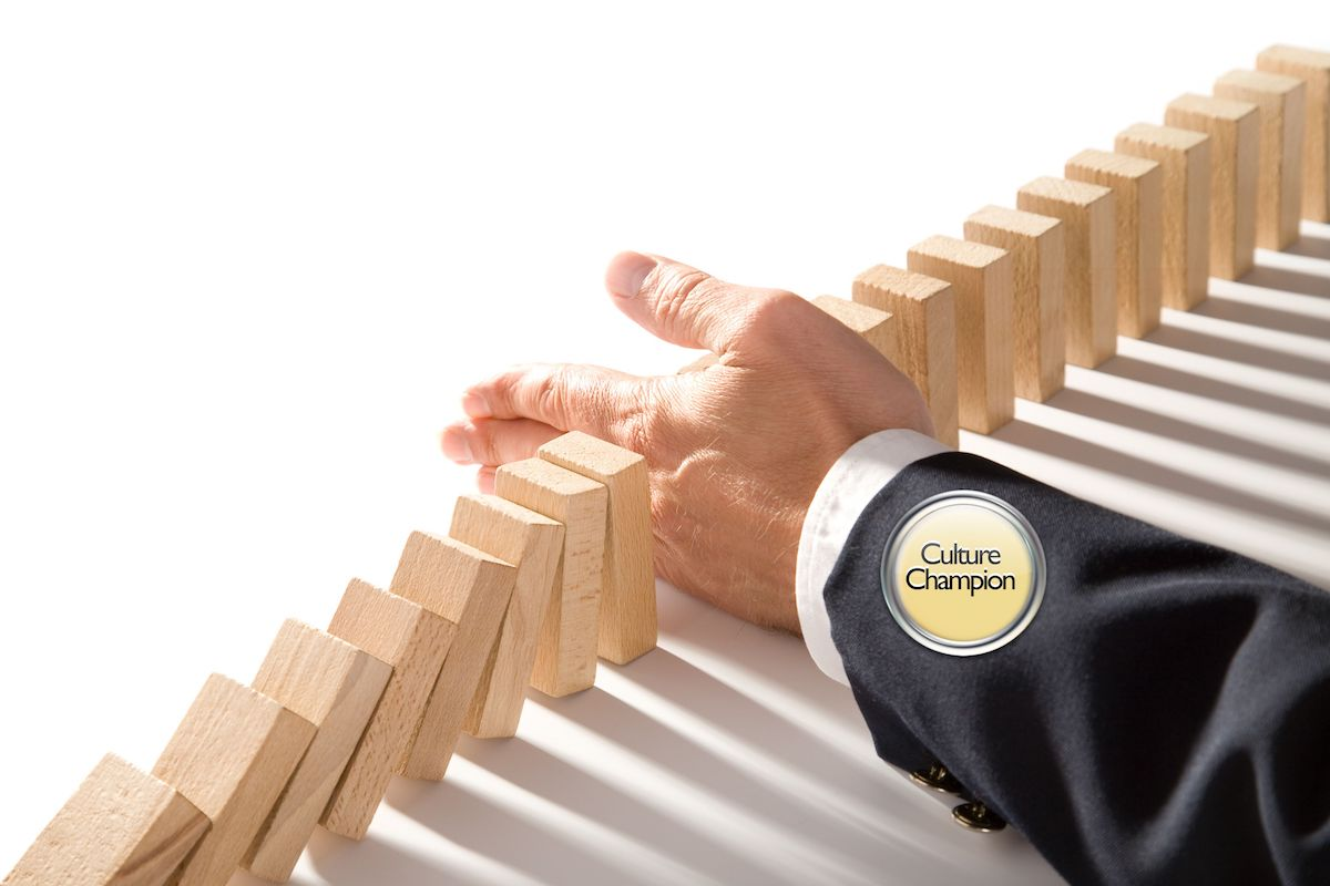 Are you crafting your organisational culture, or is it largely bad habits?