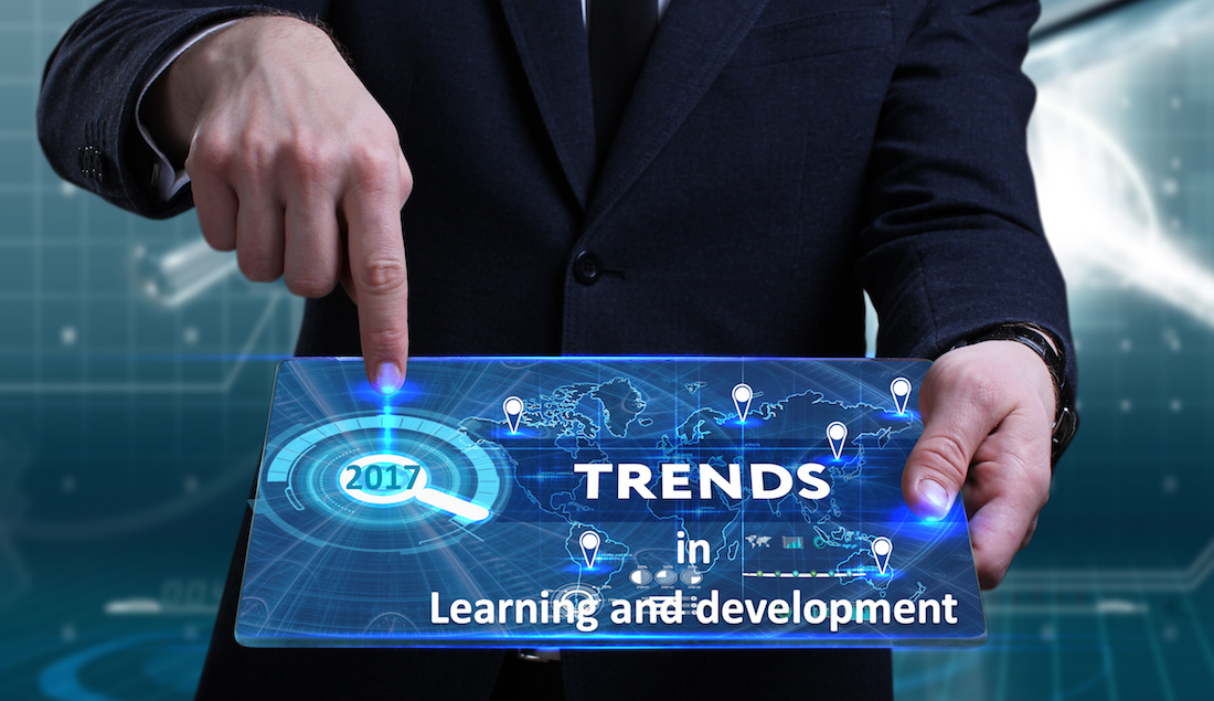 Key learning and development trends in 2017