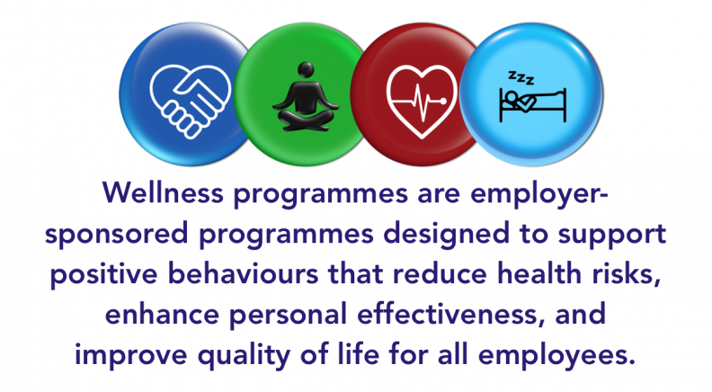 creating a dynamic employee wellness programme