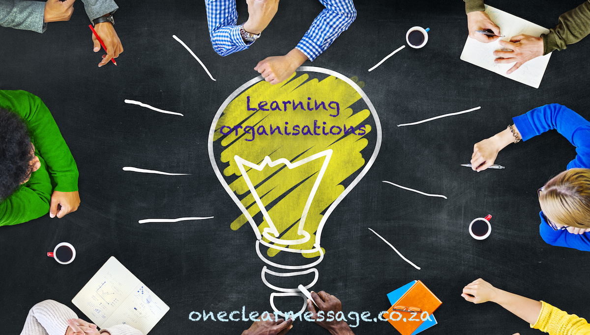 Building a learning organisation that attracts and retains talent